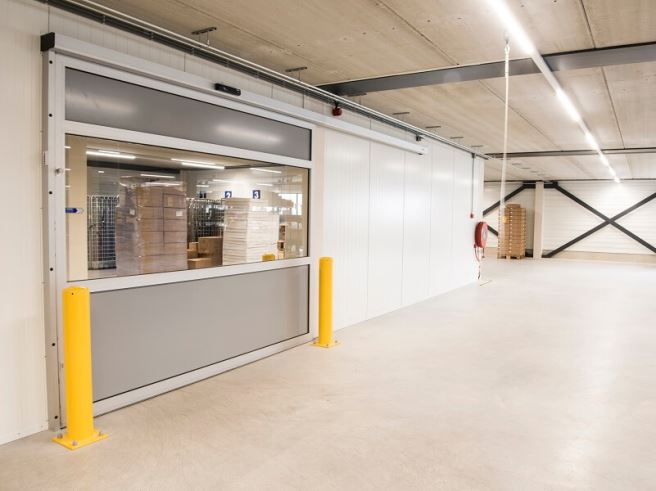 FAAC Sliding door dicht 800x600_Tiny